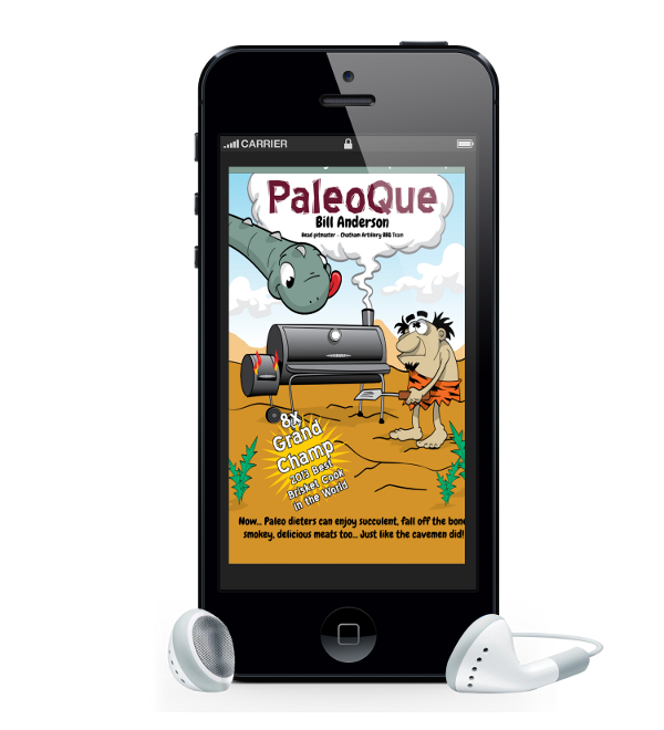 paleoque ebook